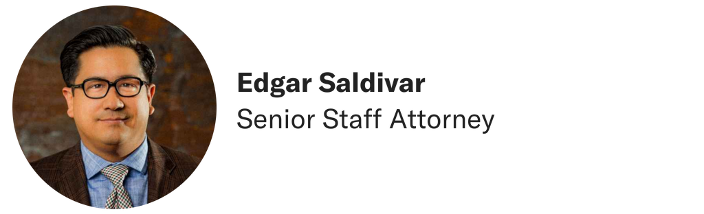 Edgar Saldivar, Constitution Day