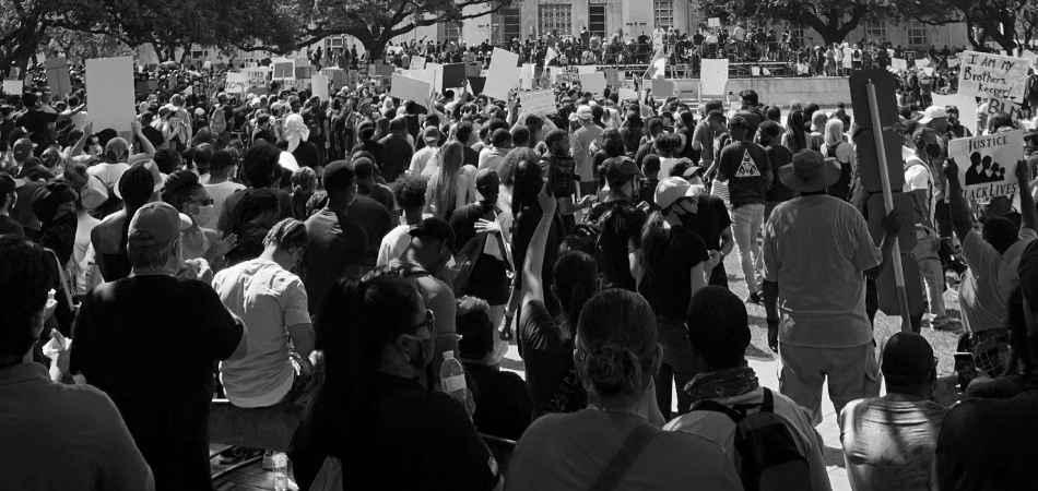 Power of Protest Black Lives Matter