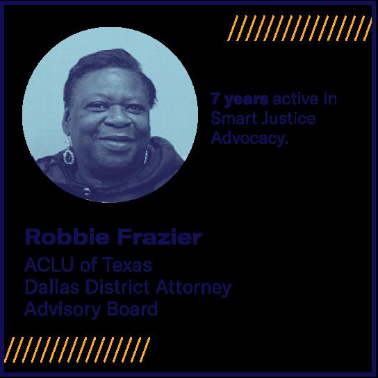 robbie frazier smart justice blog portrait