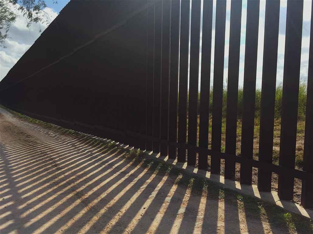 Texas/Mexico border