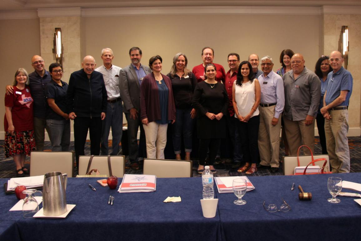 ACLu of Texas board members