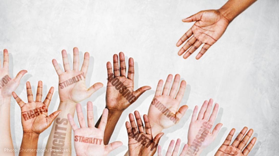 hands of justice