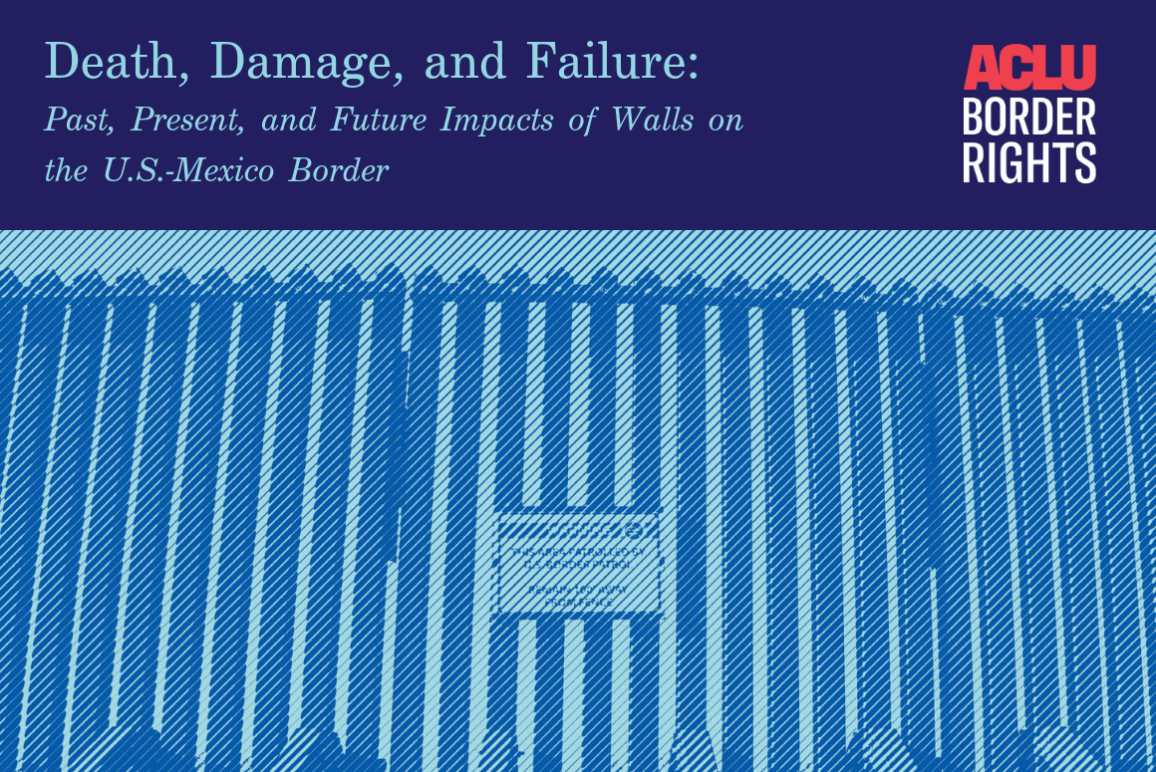 Border Rights Center report