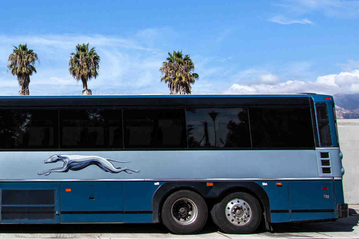 Greyhound throws its passengers under the bus