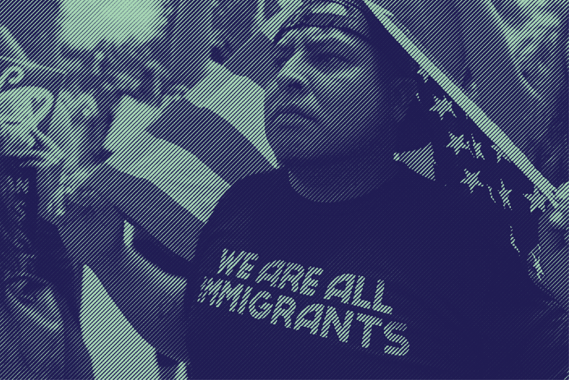 Immigrants rights blog