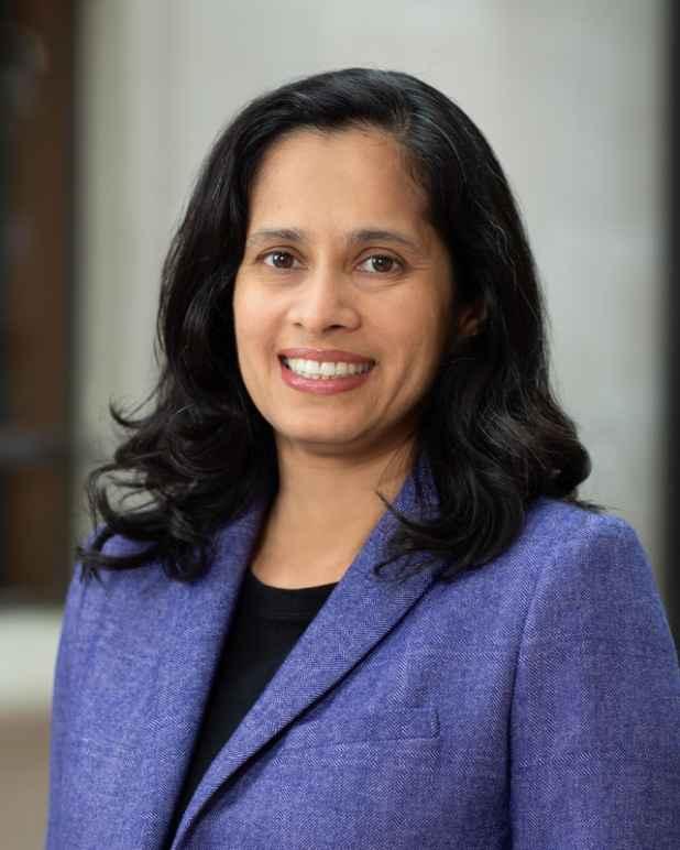Headshot of Ranjana Natarajan
