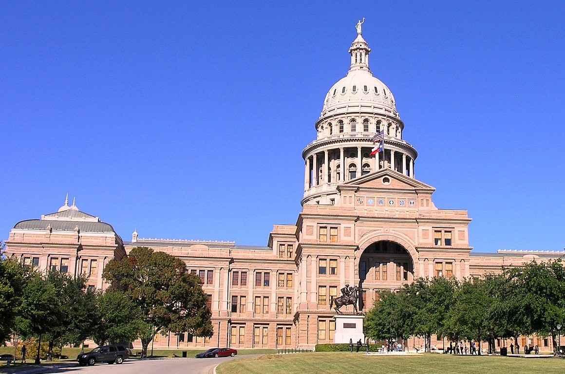 Texas capitol Austin