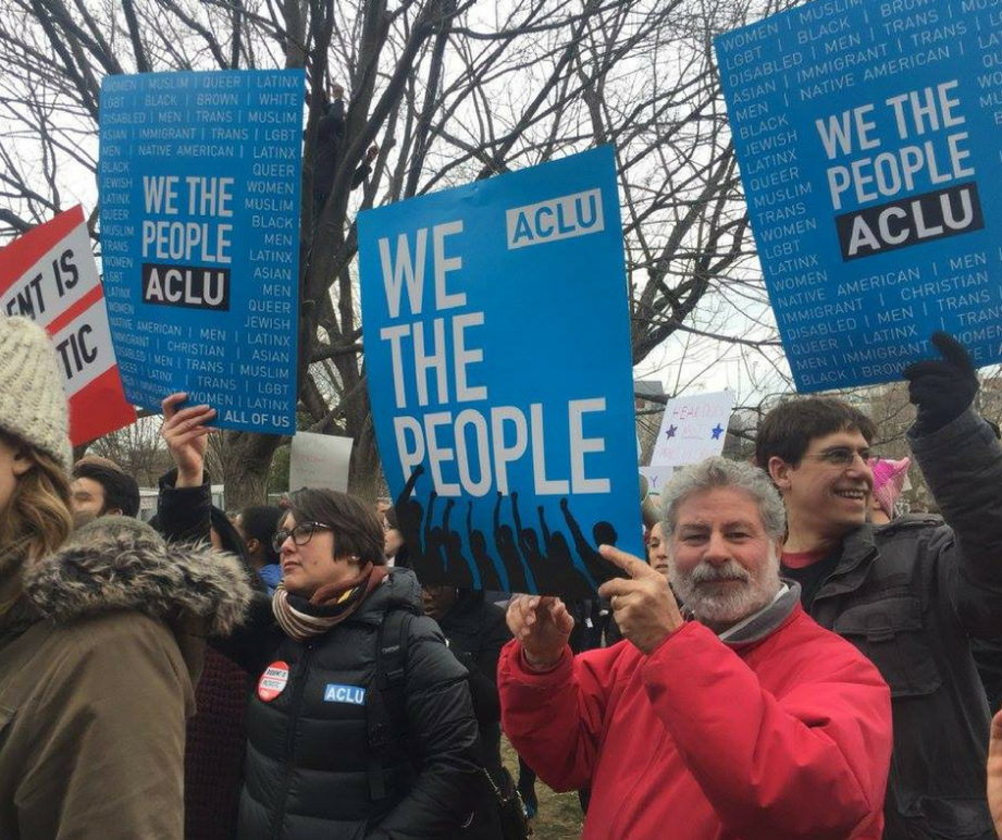 Free Speech And The Right To Protest Aclu Of Texas