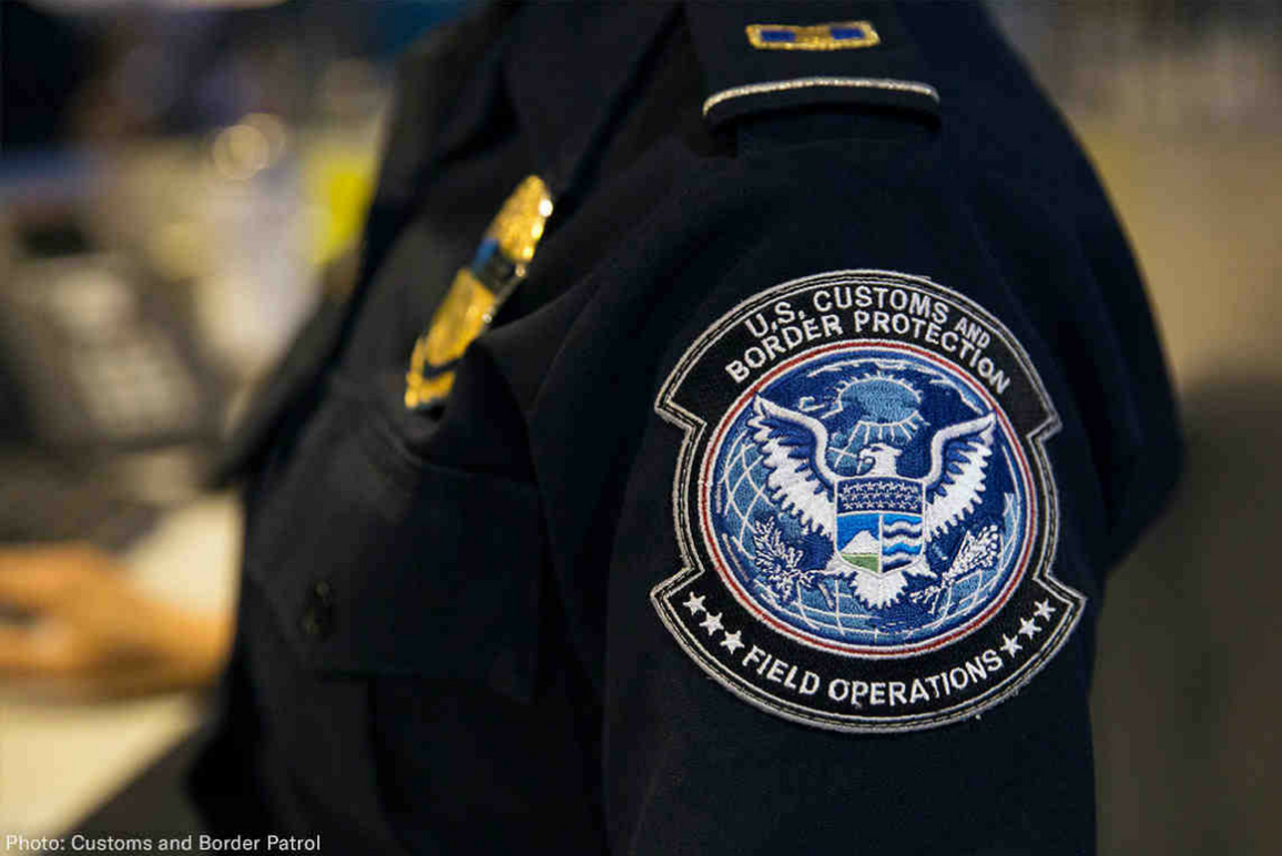 Customs Border patrol Officer