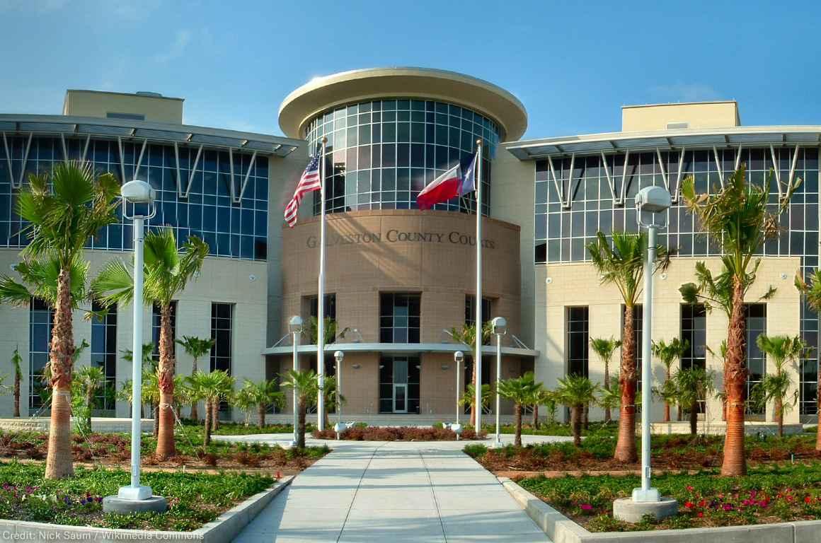 Galveston Courts