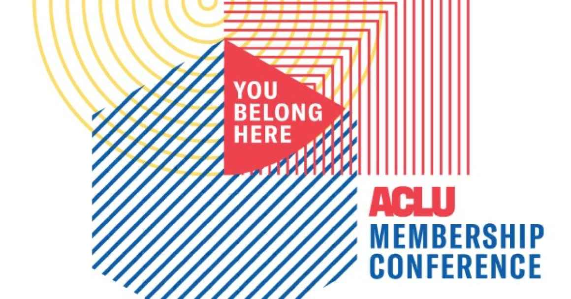 ACLU Conference membership graphic