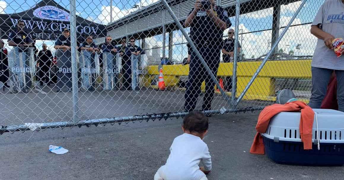 Baby CBP Bridge