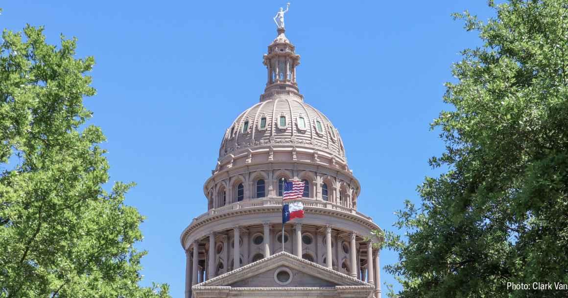 Capitol in Austin