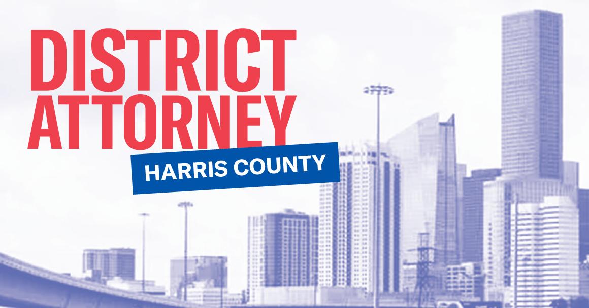 Harris County District Attorney DA Candidate Forum
