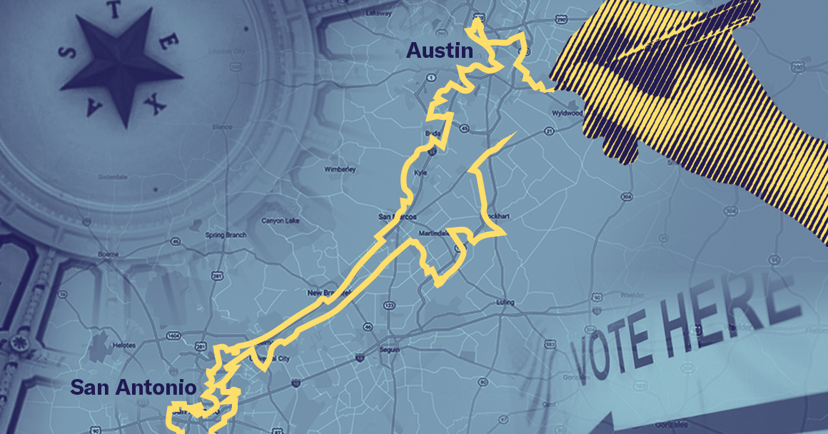 How redistricting in Texas works